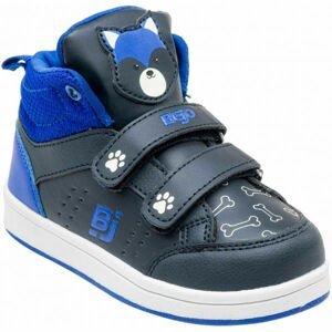 Bejo GODIE KDB tmavo modrá 27 - Detská voľnočasová obuv