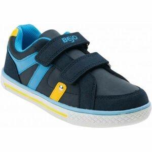 Bejo LASOM JR modrá 32 - Juniorská voľnočasová obuv