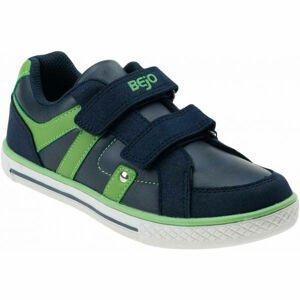 Bejo LASOM JR zelená 33 - Juniorská voľnočasová obuv