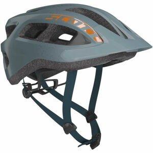 Scott SUPRA sivá (54 - 61) - Cyklistická prilba