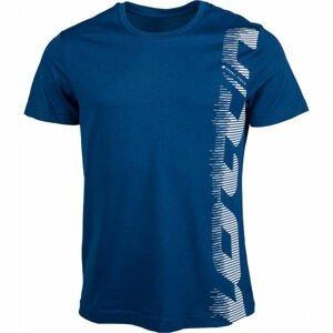 Lotto TEE MORE JS modrá XL - Pánske tričko