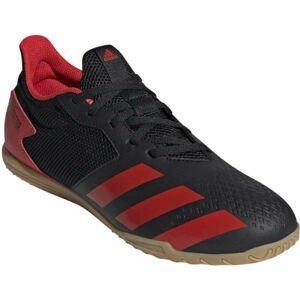 adidas PREDATOR 20.4 IN SALA čierna 7.5 - Pánska halová obuv