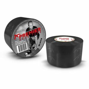 Premier Sock Tape SHIN GUARD RETAINER TAPE PRO ES čierna NS - Tejpovacie pásky