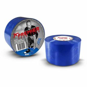 Premier Sock Tape SHIN GUARD RETAINER TAPE PRO ES modrá NS - Tejpovacie pásky