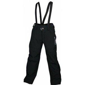 Rucanor TRIMM JUNIOR čierna 128 - Detské softshellové nohavice