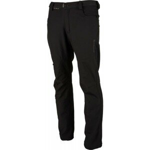 Rucanor TRIMM MEN čierna L - Pánske softshellové nohavice