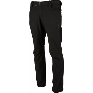 Rucanor TRIMM MEN čierna M - Pánske softshellové nohavice