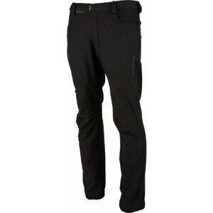 Rucanor TRIMM MEN čierna XXL - Pánske softshellové nohavice