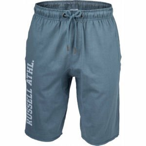 Russell Athletic DELBOY SHORTS modrá M - Pánske šortky