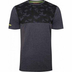Kappa LOGO GIARA sivá M - Pánske tričko