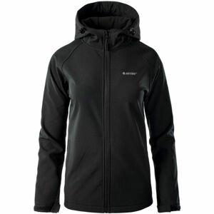 Hi-Tec LADY NETI čierna M - Dámska softshellová bunda