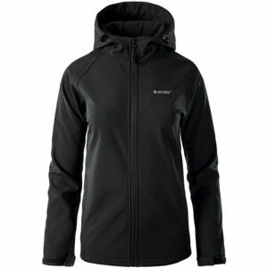 Hi-Tec LADY NETI čierna L - Dámska softshellová bunda