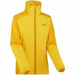 KARI TRAA NORA JACKET žltá S - Dámska športová bunda