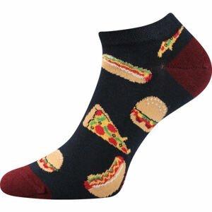 Boma PETTY 011 čierna 39 - 42 - Nízke ponožky