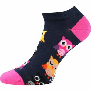 Boma PETTY 012 čierna 39 - 42 - Nízke ponožky