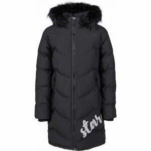 Lewro STAR  116-122 - Dievčenský zimný kabát