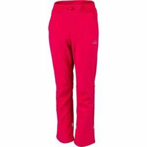 Lewro CARNOLO  116-122 - Dievčenké softshellové nohavice