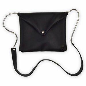 XISS BLACK MINIMALIST čierna UNI - Dámska kabelka