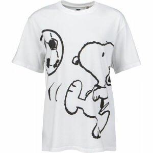 Levi's GRAPHIC RLXED OVERSZE  XS - Pánske tričko