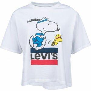Levi's GRAPHIC BOXY TEE  S - Dámske tričko