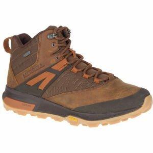 Merrell ZION MID WP  7.5 - Pánska outdoorová obuv