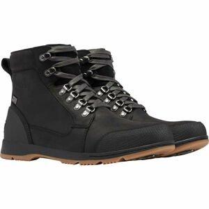 Sorel ANKENY II MID OD čierna 8.5 - Pánska zimná obuv