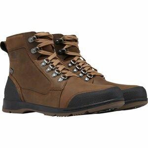 Sorel ANKENY II MID OD hnedá 10 - Pánska zimná obuv