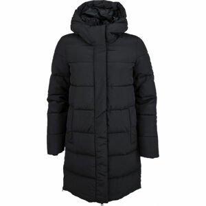 4F WOMEN´S JACKET čierna L - Dámsky páperový kabát