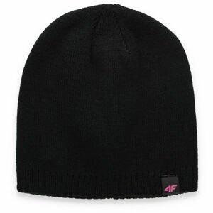 4F CAP čierna S - Dámska ščiapka