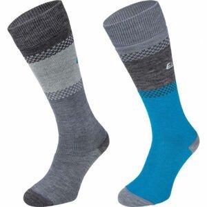 Eisbär SKI COMFORT 2 PACK  35 - 38 - Dámske členkové ponožky