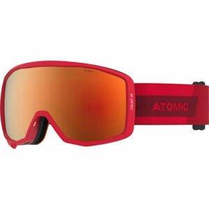 Atomic COUNT JR SPHERICAL  UNI - Juniorské lyžiarske okuliare