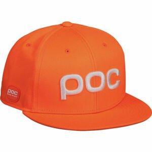 POC RACE STUFF oranžová  - Šiltovka