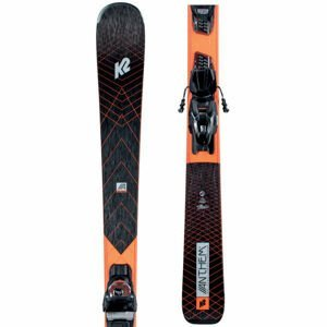K2 ANTHEM 78 + ER3 10 COMPACT Q  146 - Dámske allmountain lyže s viazaním