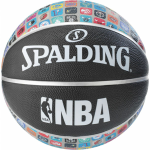 Spalding NBA TEAMS COLLECTION  7 - Basketbalová lopta