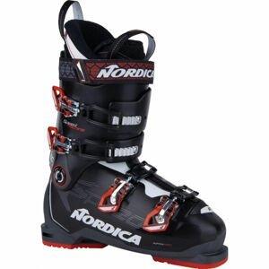 Nordica SPEEDMACHINE 100 BLK  295 - Pánska lyžiarska obuv