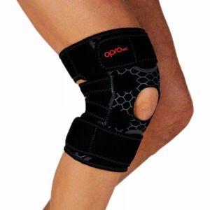 Opro NASTAVITEĽNÁ KOLENNÁ ORTÉZA OPROTEC  UNI - Ortéza na koleno