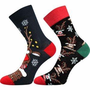 Lonka VIANOČNÝ SOB 2P  26-28 - Ponožky
