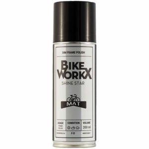 Bikeworkx SHINE STAR MAT 200ml   - Leštenka na matné krémy