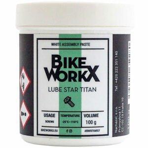 Bikeworkx LUBE STAR TITAN 100g   - Montážna pasta