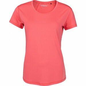Fitforce FORLI  M - Dámske fitness tričko