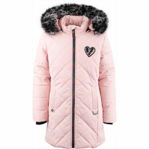 Lewro ALVA  140-146 - Dievčenský zimný kabát