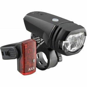 AXA GREENLINE SET 50 LUX   - Set predného a zadného svetla na bicykel
