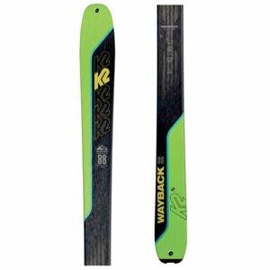 K2 WAYBACK 88  167 - Pánske skialpinistické lyže