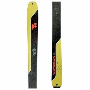 K2 WAYBACK 84  174 - Pánske skialpinistické lyže