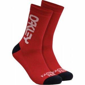 Oakley FACTORY PILOT  L - Cyklistické ponožky