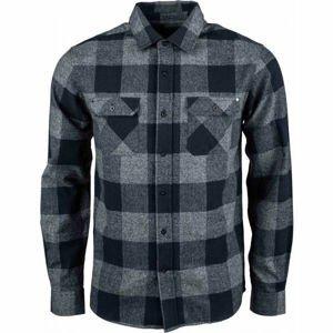 Willard NIKS  3XL - Pánska flanelová košeľa