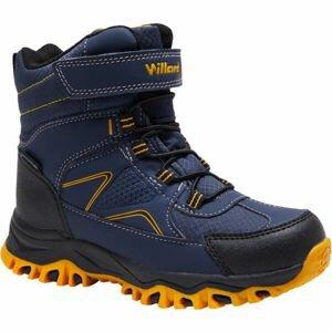 Willard CLASH WP  31 - Detská zimná obuv