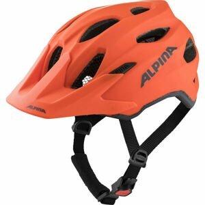 Alpina Sports CARAPAX JUNIOR  (51 - 56) - Juniorská cyklistická prilba