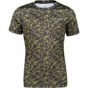 Arcore IVORY  140-146 - Chlapčenské bežecké tričko