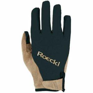 Roeckl MORA  8 - Cyklistické dlhoprsté rukavice